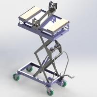 Автомотив АПП1,0Н - агрегатный подъемник