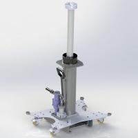 Автомотив КПП15Р800Ф - ямный подъемник