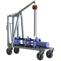 Автомотив ТК-1000 - транспортная тележка