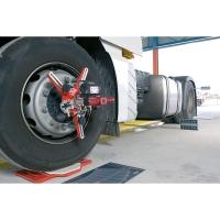 Haweka AXIS 200 / 500 - стенд сход-развал для грузовых автомобилей