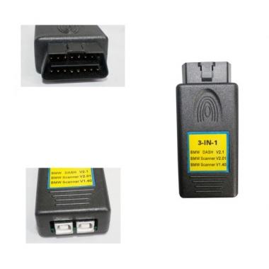 Адаптер BMW Dash Scanner 3-в-1
