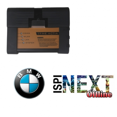 Система ISPI Next Offline RUS - программное обеспечение нового поколения для BMW
