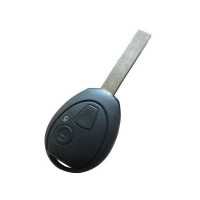 Корпус ключа для Mini Cooper