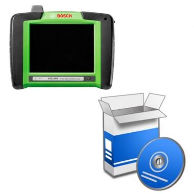 Лицензия на использование программного обеспечения Bosch ESI[tronic]