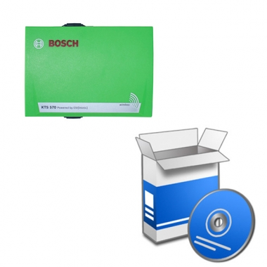 Лицензия на использование программного обеспечения Bosch ESI[tronic] на 3 ПК