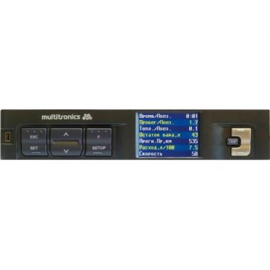 Multitronics C350 - бортовой компьютер для автомобилей ВАЗ