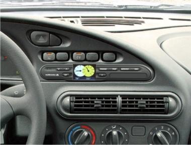 Multitronics C-570 - бортовой компьютер для автомобилей Chevrolet NIVA