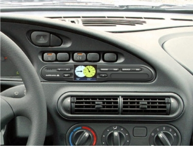 Multitronics CL-570 - бортовой компьютер для автомобилей Chevrolet NIVA