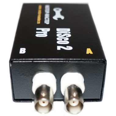 DiSco 2 Pro - осциллограф с защитой от помех