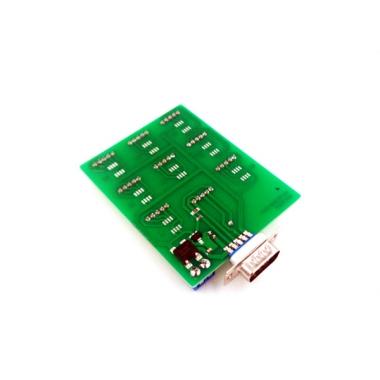 EEPROM-ПО5 - адаптер для программатора ПО-5