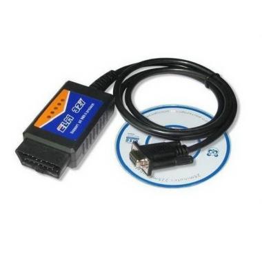 OBDII адаптер ELM327 COM для PC - универсальный диагностический адаптер