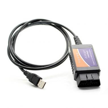 ELM327 USB для PC, MacOS, WinCE, Linux (Русская версия)