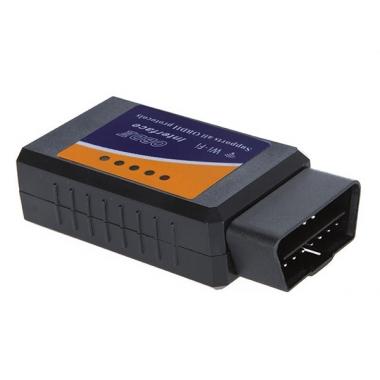 ELM327 WiFi - OBD2 адаптер для iPhone, iPad, PC, Android по WiFi (Русская версия)