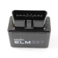 OBDII адаптер ELM327 Bluetooth Mini для Android, PC, MacOS (Русская версия)