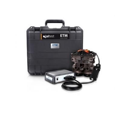 Jaltest ETM - комплект для тестирования тормозных модуляторов