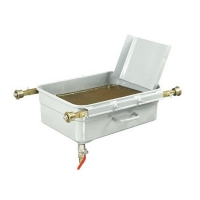 LubeWorks 16206590 - Емкость для сбора отработанного масла, установка на яму