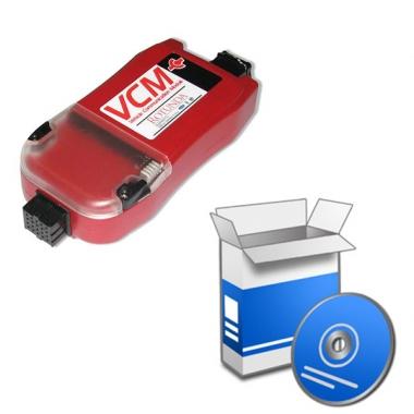 Установка программного обеспечения для адаптера Ford VCM (Ford)