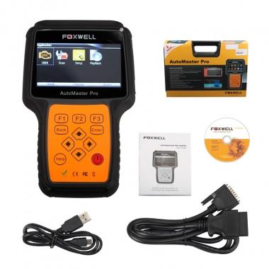 Foxwell AutoMaster Pro NT61X - универсальный автомобильный сканер