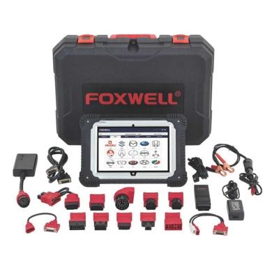 Foxwell GT80 - универсальный мультимарочный сканер