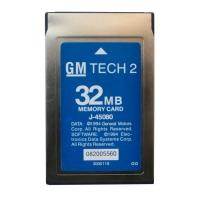 32MB PCMCI Card - карта с программным обеспечением для сканера GM Tech 2