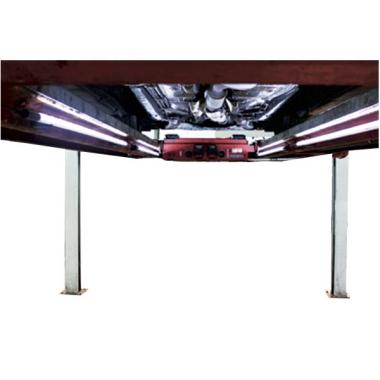 Hella Gutmann Line Light 4 - набор светодиодных ламп для рабочей зоны