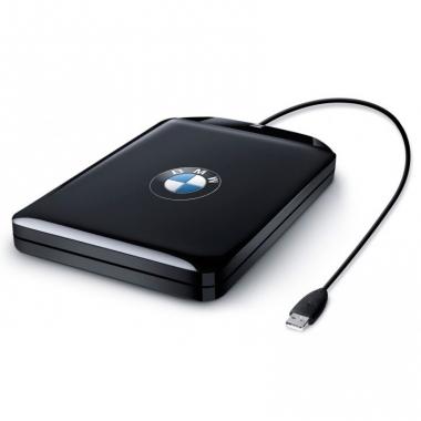 Внешний жесткий диск на 500gb с ПО для BMW OPS