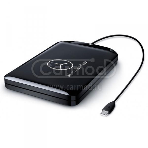 Внешний жесткий диск на 500gb с ПО для Mercedes Star Diagnosis