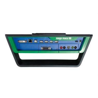 Hella Gutmann Mega Macs 66 - универсальный диагностический планшет