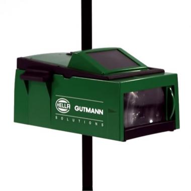 Hella Gutmann SEG V - новейшая установка для проверки и регулировки фар