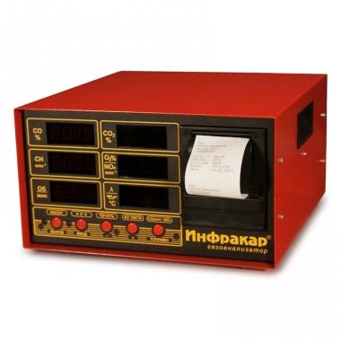 Инфракар М-3.02 - четырехкомпонентный газоанализатор 0 класса