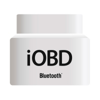 Адаптер iOBD Bluetooth для проведения автодиагностики