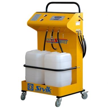 Sivik КС-121 - установка для замены охлаждающей жидкости
