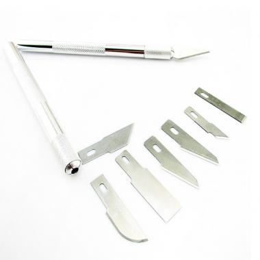 R'deer RT-M108 - набор ножей со сменными лезвиями