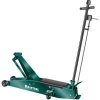 Kraftool 43455-10 - гидравлический подкатной домкрат