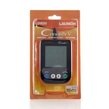 Автосканер Launch CReader V (Русская версия)