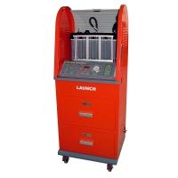 LAUNCH CNC 601A - стенд для тестирования и очистки форсунок