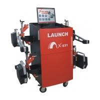 Launch X631+ - стенд регулировки геометрии колес