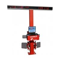 Launch x712s - 3D стенд регулировки геометрии колес