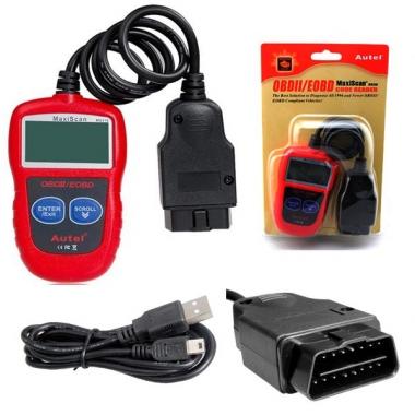 Autel MaxiScan MS310 - мультимарочный автомобильный сканер
