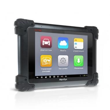 MaxiSYS PRO - топовый мультимарочный автосканер от Autel
