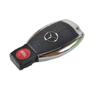 Корпус ключа для Mercedes Benz SE, SLK, CLS, ML350, GLK300
