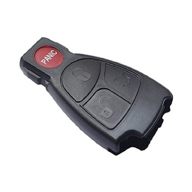 Корпус ключа для Mercedes Benz C200, E280, S320, S350