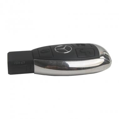 Корпус ключа для Mercedes Benz C-класс, B-класс