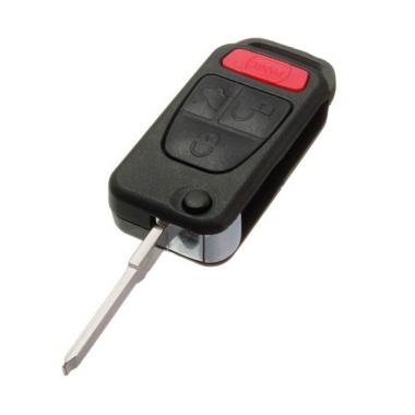Корпус ключа для Mercedes Benz ML-серии