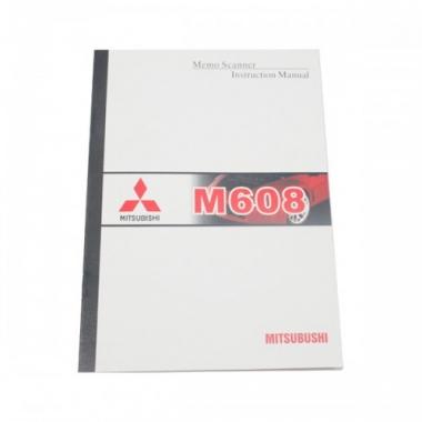 Mitsubishi M608 - компактный диагностический сканер