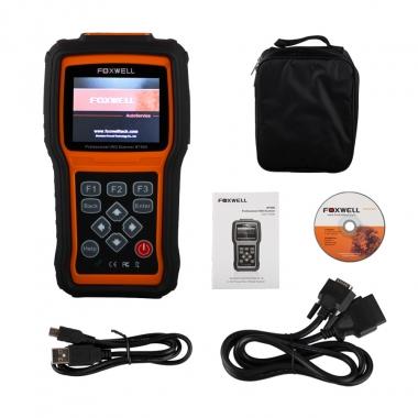 Foxwell NT500 VAG - специализированный сканер для автомобилей VAG