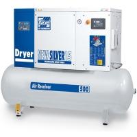 New Silver D 15/500 - винтовой компрессор с осушителем