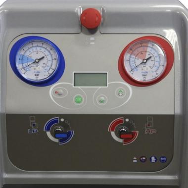 CTR NORDIK PLUS - Автоматическая установка для заправки кондиционеров