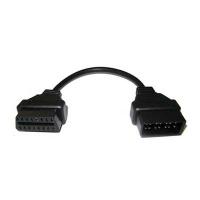 Переходник OBD2 - Nissan 14-pin (Nissan 14P - OBDII 16P)