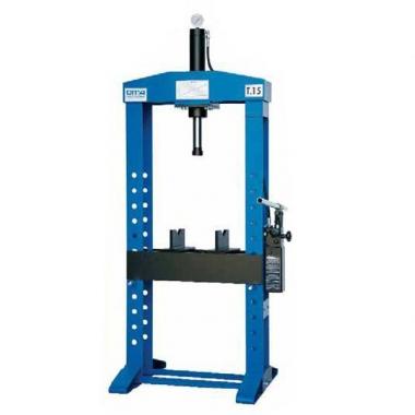 OMA 653B - напольный гидравлический пресс с усилием до 15 тонн